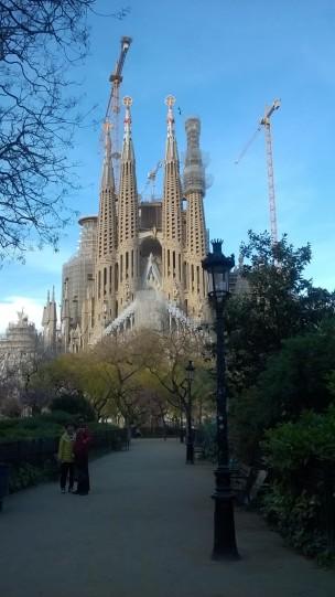 Sagrada avril 2016